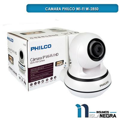 CAMARA PHILCO WI-FI W-2850