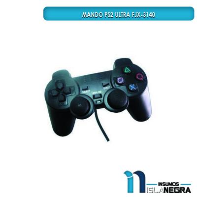MANDO ALAMBRICO PS2 ULTRA FJX-3140