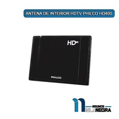 ANTENA DE INTERIOR HDTV PHILCO HD400