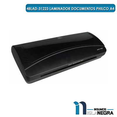 LAMINADOR DE DOCUMENTOS PHILCO 48LAD-31223