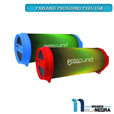 PARLANTE BLUETOOTH PROSOUND PX85 15W