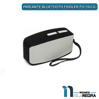 PARLANTE BLUETOOTH FIDDLER FD-10U-G