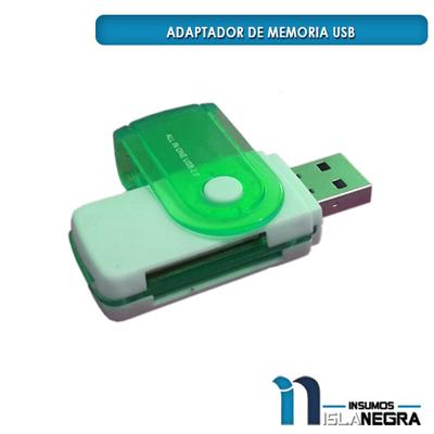 ADAPTADOR DE MEMORIA USB