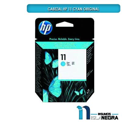 CABEZAL HP 11 CYAN ORIGINAL