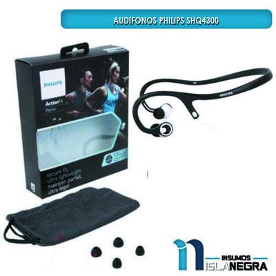 AUDIFONOS DEPORTIVOS PHILIPS SHQ4300