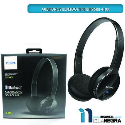 AUDIFONOS BLUETOOH PHILIPS SHB4100