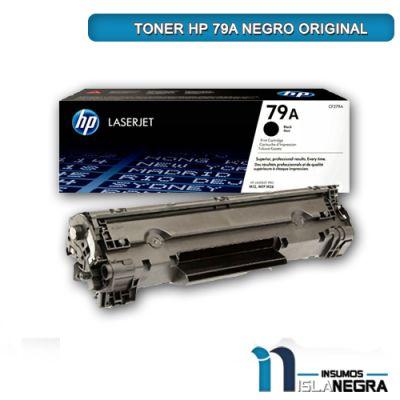 TONER HP 79A NEGRO ORIGINAL