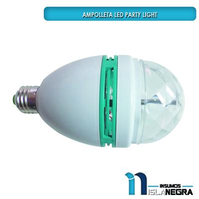 AMPOLLETA LED