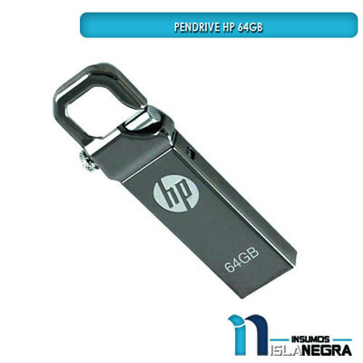 PENDRIVE HP 64GB c250w