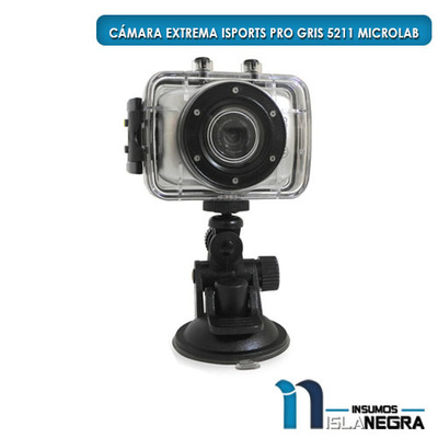 CAMARA iSPORTS PRO MICROLAB 5211