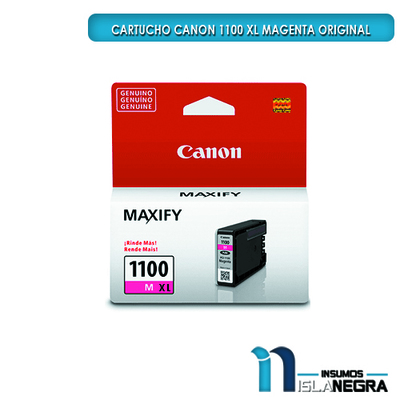 CARTUCHO CANON 1100 XL MAGENTA ORIGINAL