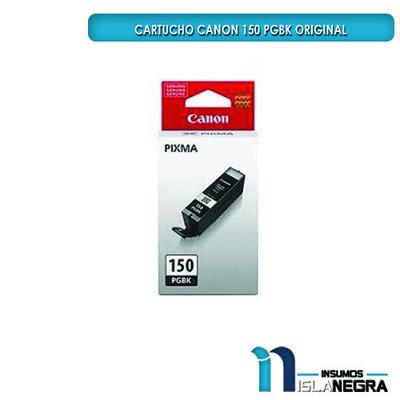 CARTUCHO CANON 150 PGBK ORIGINAL