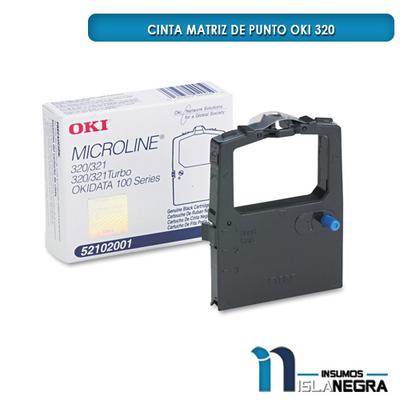 CARTUCHO DE CINTA OKI 320/321