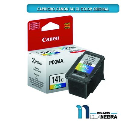 CARTUCHO CANON 141 XL COLOR ORIGINAL