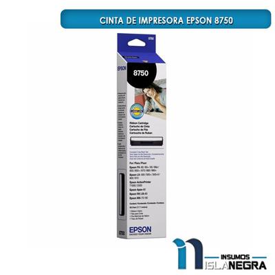 CARTUCHO DE CINTA EPSON 8750