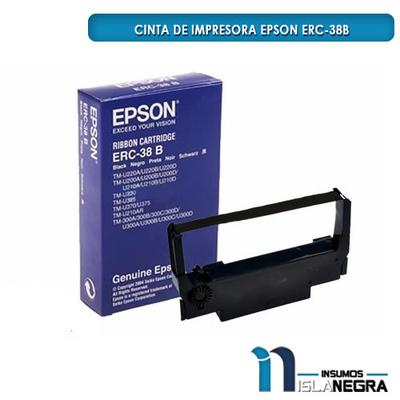 CARTUCHO DE CINTA EPSON ERC-38B