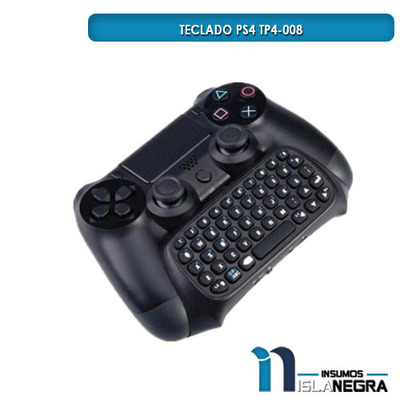 TECLADO INALAMBRICO PS4