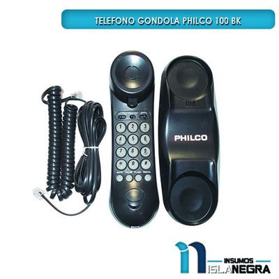 TELEFONO GONDOLA PHILCO 100BK