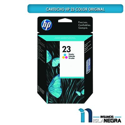 CARTUCHO HP 23 COLOR ORIGINAL