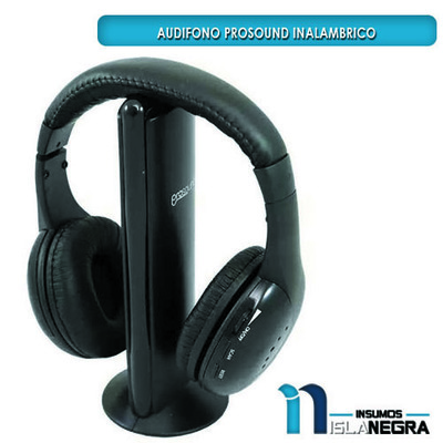 AUDIFONO INALAMBRICO RADIO PROSOUND