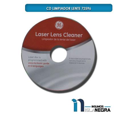 CD LIMPIADOR DE LENTE