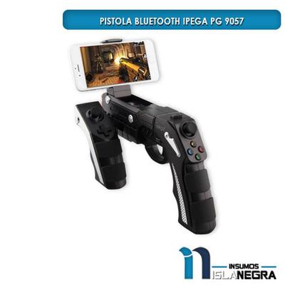 PISTOLA BLUETOOTH IPEGA PG-9057