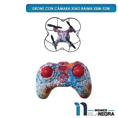 DRONE CON CAMARA XIAO BAIMA XBM-52M
