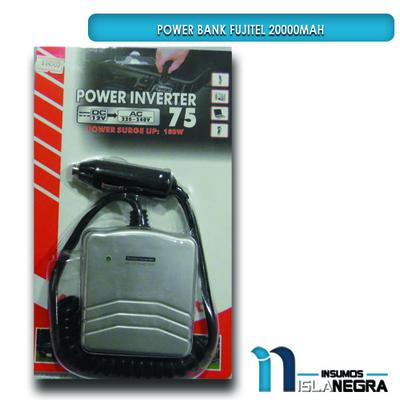 INVERSOR DE CORRIENTE 12V DC/AC