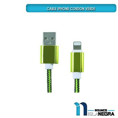 IPHONE USB TIPO CORDON