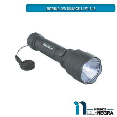 LINTERNA LED DURACELL OPTI-1US
