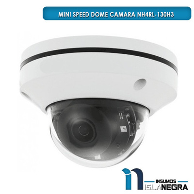 MINI SPEED DOME CAMARA NM4RL-130H3