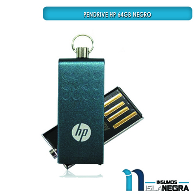 PENDRIVE HP 64GB