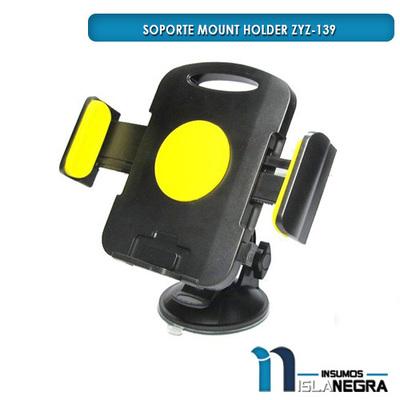 SOPORTE DE TELEFONO PARA AUTO ZYZ-139