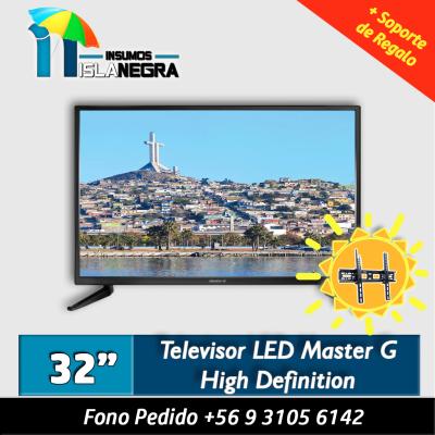 TV LED MASTER-G 32