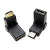 ADAPTADOR FLEXIBLE HDMI-H A HDMI-M