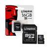MEMORIA MICROSD KINGSTON 16GB