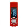 MP3 PLAYER COLORS MLAB ROJO