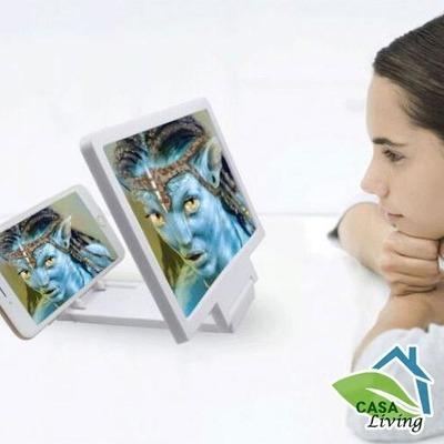 amplificador de pantalla celular