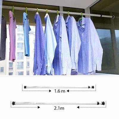 barra para cortina 1.6-2.1m
