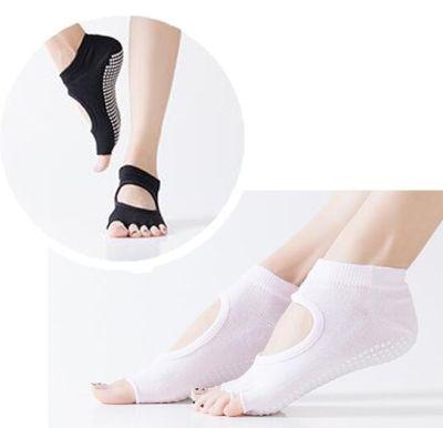 Calceta Yoga Antideslizante - Calcetines Yoga Filates