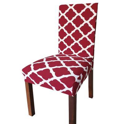 funda para silla comedor spandex diseño 38054