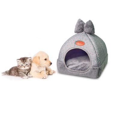 Cama Cojin Diseño Conejo Para Mascota Talla L