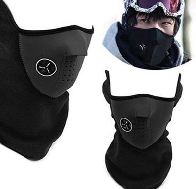 Mascara Termica Cuello Polar Bicicleta Moto - 100352