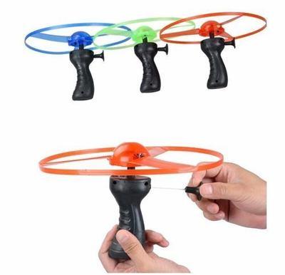 Juguete Disco Volador Con Led