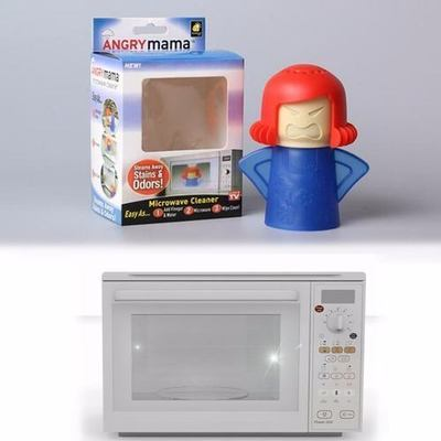 limpiador Microondas Angry Mama