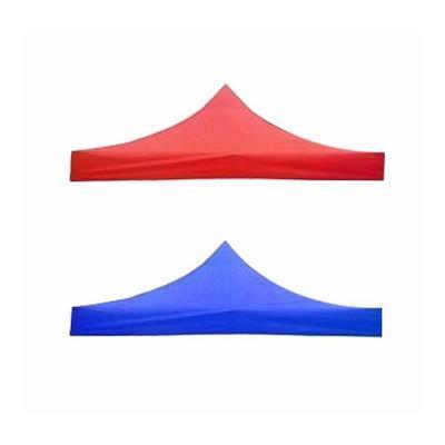 Lona Repuesto Para Toldo Plegable 3x3 rojo azul