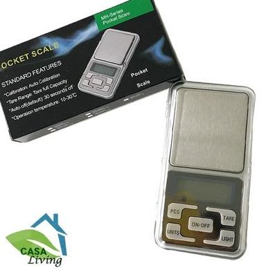 Mini pesa digital portátil
