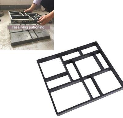 Moldes Para Cemento Sendero  45x40cm