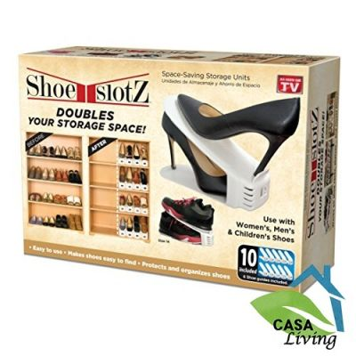 Organizador de zapato shoe slotz