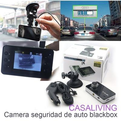 camara de seguridad Auto Blackbox Dvr 1080 P
